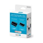 Stand de incarcare + Suport pentru Nintendo Wii U, negru