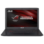 "Laptop ASUS ROG GL552VW-CN090D, Intel® Core™ i7-6700HQ pana la 3.5GHz, 15.6"" Full HD, 8GB, 1TB, nVIDIA GeForce GTX 960M 4GB, Free Dos"