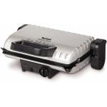 Gratar electric TEFAL Minute Grill GC2050, 1600W, argintiu