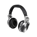 Casti tip DJ PIONEER HDJ-1500-S, silver