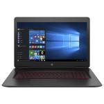 """Laptop HP Omen 17-w201nq, Intel® Core™ i5-7300HQ pana la 3.5GHz, 17.3"""" Full HD IPS, 8GB, HDD 1TB + SSD 128GB, NVIDIA® GeForce® GTX 1050 4GB, Windows 10 Home"""