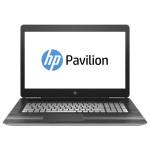 "Laptop HP Pavilion Gaming 17-ab200nq, Intel® Core™ i7-7700HQ pana la 3.8GHz, 17.3"" IPS Full HD, 8GB, HDD 1TB + SSD 256GB, NVIDIA® GeForce® GTX 1050 4GB, Free Dos"