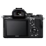 Camera foto digitala compacta SONY Alpha 7 II Body, 24.3 Mp, 3 inch, negru