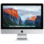 "Sistem All in One APPLE iMac mk442ro/a, 21.5"" IPS Full HD, Quad Core Intel® Core™ i5 pana la 3.3GHz, 8GB, 1TB, Intel® Iris™ Pro Graphics 6200, OS X El Capitan  - Tastatura layout RO"
