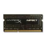 DDR3L SODIMM Kingston HyperX Impact Black 4GB 1600MHz CL9 1.35V, HX316LS9IB/4