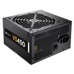 Corsair power supply  VS 450W, EU-024 version, 80 PLUS, CP-9020096-EU