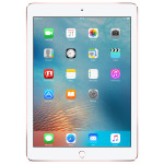 "Apple iPad Pro 9.7"", Wi-Fi + 4G, 32GB, Ecran Retina, A9X, Rose Gold"