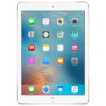 "Apple iPad Pro 9.7"", Wi-Fi, 32GB, Ecran Retina, A9X, Rose Gold"