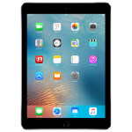 "Apple iPad Pro 9.7"", Wi-Fi + 4G, 128GB, Ecran Retina, A9X, Space Gray"