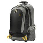 """Rucsac laptop cu role HP Premium J6X32AA, 15.6"""", textil, negru-gri"""