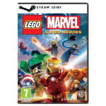 LEGO: Marvel Super Heroes CD Key - Cod Steam