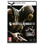Mortal Kombat X (incl. Goro DLC) CD Key - Cod Steam
