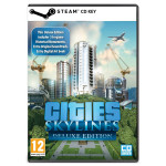 Cities: Skylines (Digital Deluxe Edition) CD Key - Cod Steam