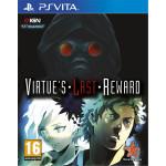 Zero Escape - Virtue's Last Reward PS Vita