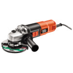 Polizor unghiular BLACK & DECKER KG901, 900W, 11.000rpm, 115mm