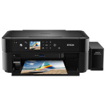 Multifunctional inkjet EPSON L850 CISS, A4, USB