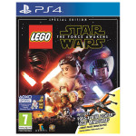 Lego Star Wars: The Force Awakens Toy Edition PS4