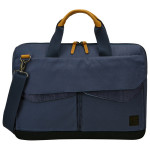 "Geanta laptop CASELOGIC LODA-115-DRESSBLUE-NAVYBLAZER, 15.6"", albastru"