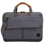 "Geanta laptop CASELOGIC LODA-115-GRAPHITE-ANTHRACITE, 15.6"", antracit"