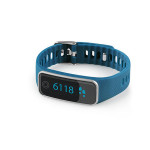 ViFit touch Activity Tracker MEDISANA 79488, compatibilitate iOS si Android, albastru