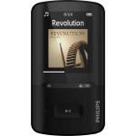 MP4 player PHILIPS SA4VBE04KF/12, 4GB, USB, negru