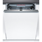 Masina de spalat vase incorporabila BOSCH SuperSilence SMV68MD02E, 14 seturi, 8 programe, 60cm, A++