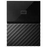 Hard Disk Drive WD My Passport WDBYFT0040BBK, 4TB, USB 3.0,  negru