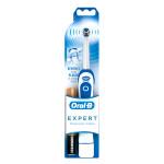 Periuta de dinti BRAUN Expert Precision Clean DB 4010, 6600 osc/min, alb - bleu