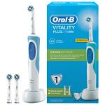 Periuta de dinti cu acumulator BRAUN Oral-B Vitality Plus Cross Action, 7600 oscilatii