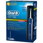 Periuta de dinti cu acumulator BRAUN D20, 8800 osc/min, 3 capete, functie de albire, alb - albastru