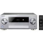 Receiver AV 11.2 4K PIONEER SC-LX901S, 11x200W, HI-RES, USB, Bluetooth, Wi-Fi, argintiu
