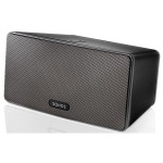 Sistem audio Wi-Fi Multiroom SONOS PLAY:3, Negru