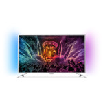 Televizor LED Smart Ultra HD, Android, 108cm, PHILIPS 43PUS6501/12
