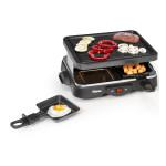 Raclette TRISTAR RA-2949, 500W, 22 x 17.5, negru