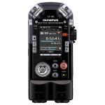 Reportofon digital profesional OLYMPUS LS-100, 4GB, negru