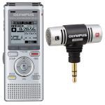 Reportofon stereo digital OLYMPUS WS-831 + microfon ME-51S