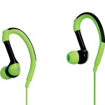 Casti Handsfree PROMATE Natty, Green