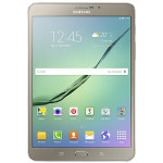 "Tableta SAMSUNG Galaxy Tab S2 T713, Wi-Fi, 8.0"", Octa Core Snapdragon 1.8GHz + 1.4GHz, 32GB, 3GB, Android 5.0, gold"