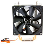 Cooler procesor SCYTHE Katana 4 SCKTN-4000, compatibil Intel - AMD, 92 x 92 x 25 mm, 300-2500 RPM