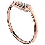 Bratara Bangle FITBIT Flex 2, large, rose gold