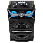 Sistem audio High Power AKAI SS038A-62, 60W, Bluetooth, negru