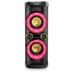 Sistem audio PHILIPS NTX400/12, 1000W, USB, Bluetooth, Iluminare LED, NX Bass
