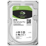 Hard Disk desktop Seagate BarraCuda PRO 8TB, 7200RPM, SATA3, 256MB, ST8000DM005