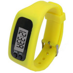 Bratara Fitness STAR PM009YL,  Yellow