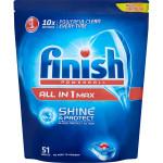 Tablete FINISH All In 1 Max, 51 bucati