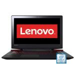 "Laptop LENOVO IdeaPad Y700, Intel® Core™ i7-6700HQ pana la 3.5GHz, 15.6"" Full HD, 8GB, 1TB, nVIDIA GeForce GTX 960M 4GB GDDR5, Free Dos"