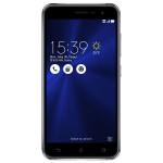 "Smartphone Dual Sim ASUS ZenFone 3 ZE520KL, 5.2"", 16MP, 3GB RAM, 32GB, Octa-Core, 4G, Sapphire Black"